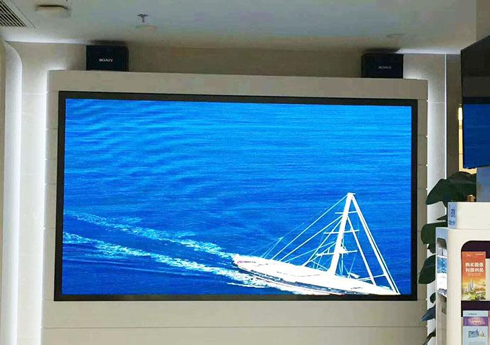 什么是LED显示屏的可视角度,它对高清显示屏的意义有多大。