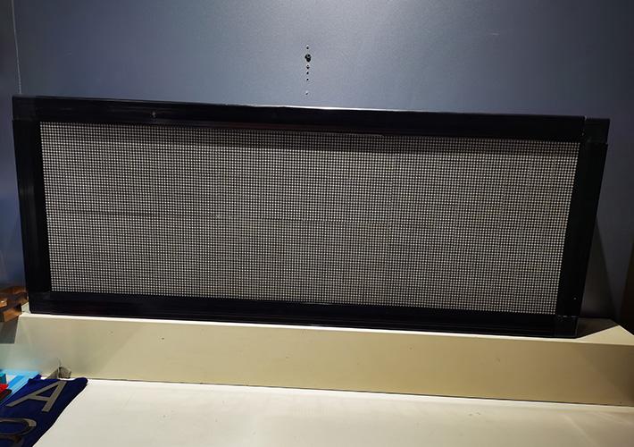闲置一批长沙LED显示屏 室内双色LED显示屏 长沙会议室门头显示屏