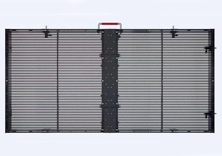 长沙显示屏公司标准系列透明显示屏产品
