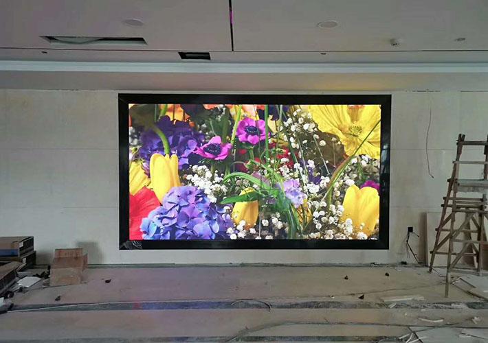 长沙室内全彩显示屏安装 长沙室内led显示屏批发
